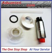 WALBRO 255LPH UPRATED FUEL PUMP KIT MITSUBISHI EVO x 10 Sytec ITP211